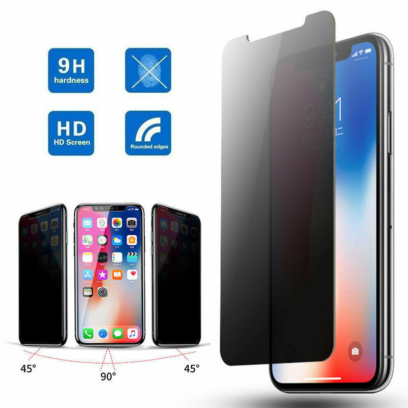 AOE - Apple iPhone 11 Pro Max / XS Max 買一送一防偷窺Glass Pro+鋼化玻璃保護貼Screen Protector