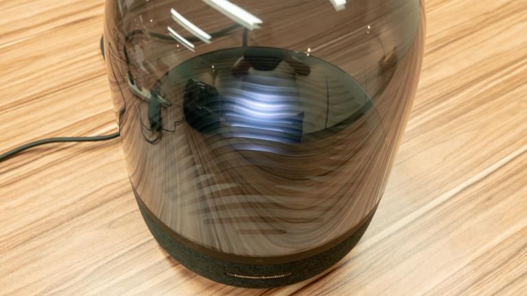 Harman Kardon Aura Studio 3 藍牙喇叭黑色誘惑 全新燈光效果