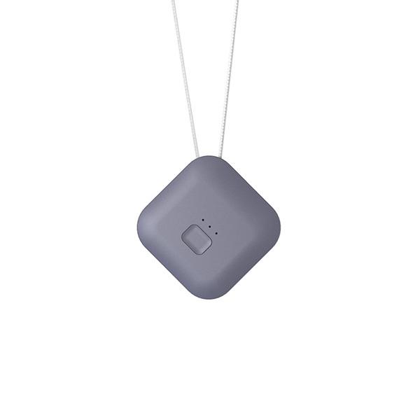 TSK 迷你便攜式隨身負離子空氣淨化器 [4色]