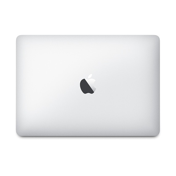 Apple 翻新產品 12 吋 MacBook 1.2GHz 雙核心 Intel Core m3 - 銀色 / FNYH2ZP/A RFB MB 12 Silver