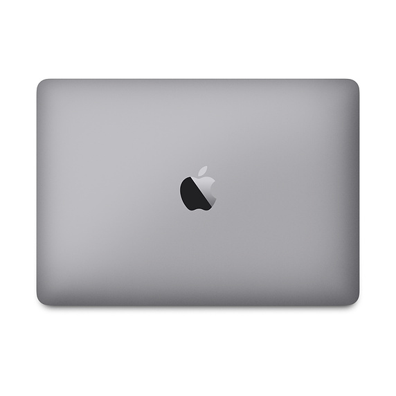 Apple 翻新產品 12 吋 MacBook 1.3GHz 雙核心 Intel Core i5 - 太空灰 / FNYG2ZP/A RFB MB 12 Space Gray