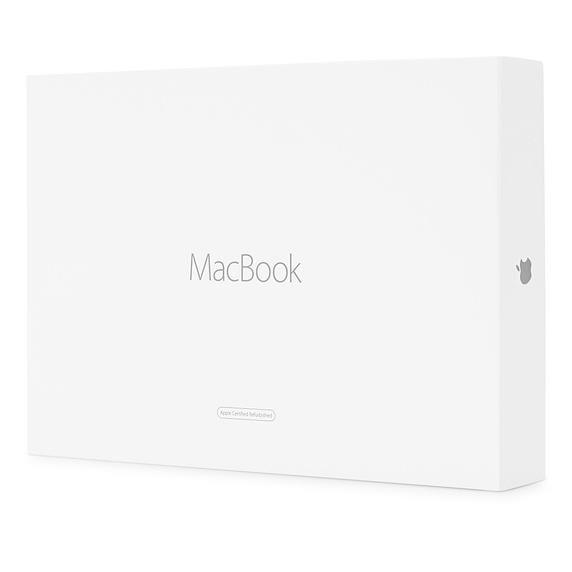Apple 翻新產品 12 吋 MacBook 1.3GHz 雙核心 Intel Core i5 - 金色 / FNYL2ZP/A RFB MB 12 Gold