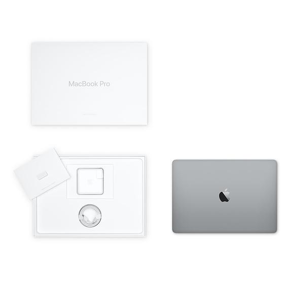 Apple 翻新產品 13.3 吋 MacBook Pro 3.5GHz 雙核心 Intel Core i7 配備 Retina 顯示器 - 太空灰 / G0UM2ZP/A RFB MBP 13.3 Space Gray
