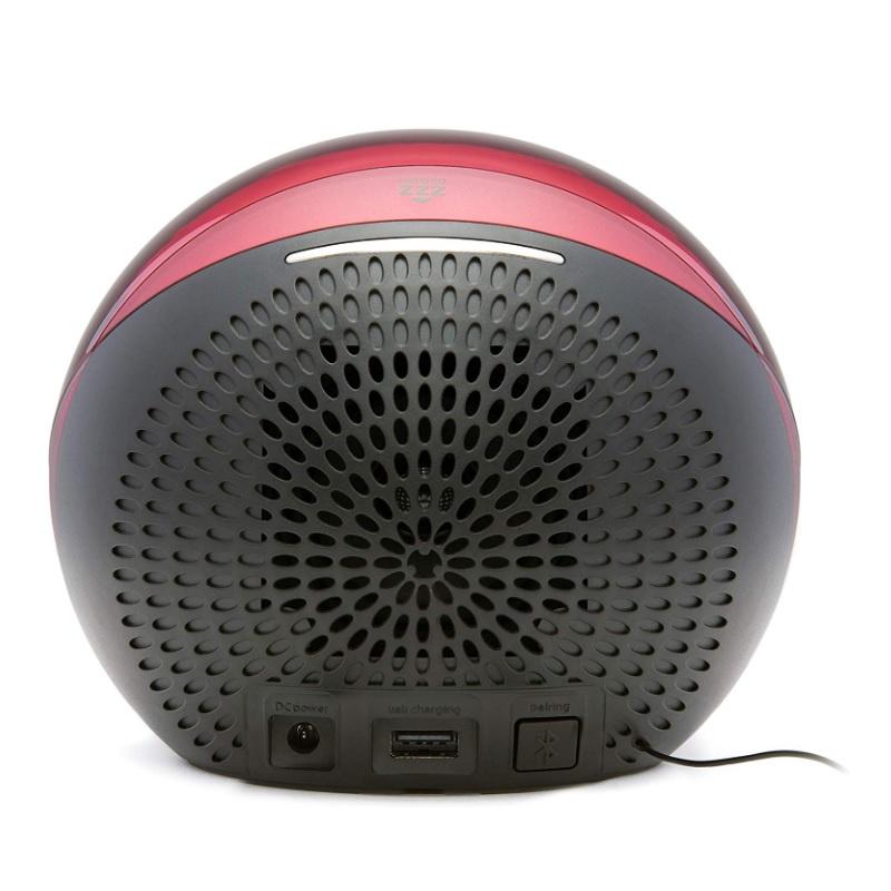 iHome Color Changing Bluetooth Alarm Clock 多功能變色鬧鐘藍牙音箱 iBT297 【行貨保養】