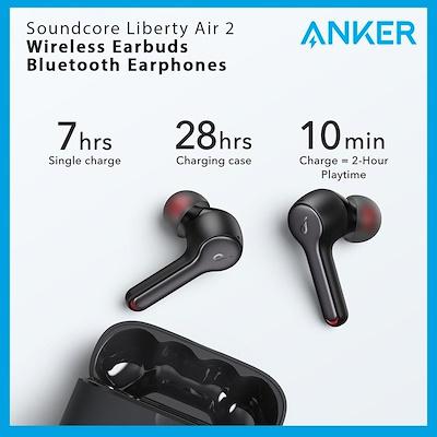 【香港行貨】Anker Soundcore Liberty Air 2 [A3910H11] 2色