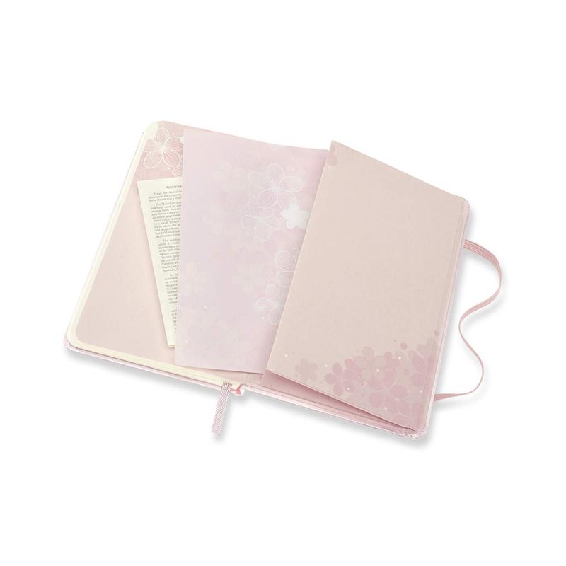 Moleskine 2020 櫻花Sakura 限量版記事本 大型/口袋型 粉色 [四款]