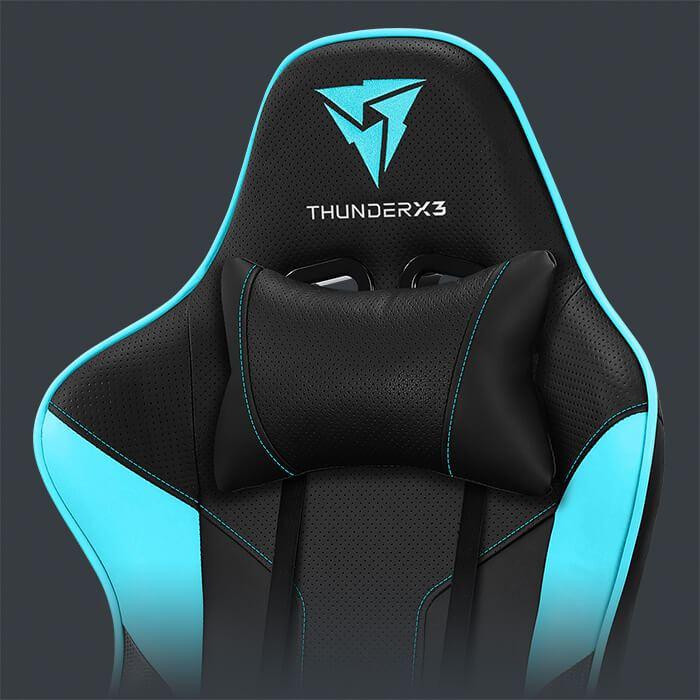 ThunderX3 EC3 人體工學高背電競椅