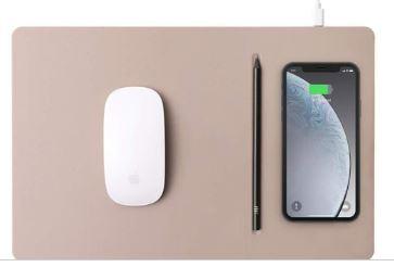 Pout Hands 3 Pro 無線充電滑鼠墊 [3色]