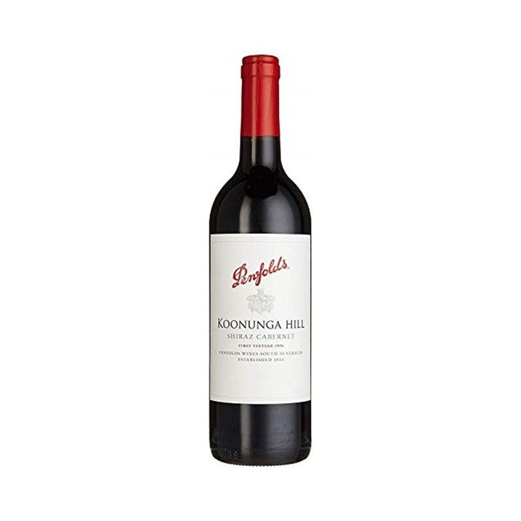 Penfolds Koonunga Hill Shiraz Cabernet 2016 Cork 紅酒750ml (12372015)