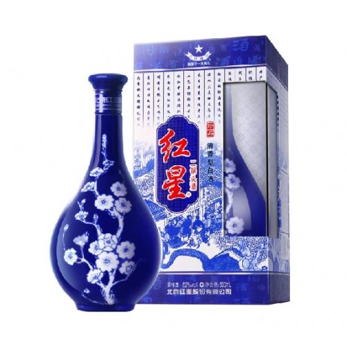 紅星 二鍋頭青花瓷 (52%)