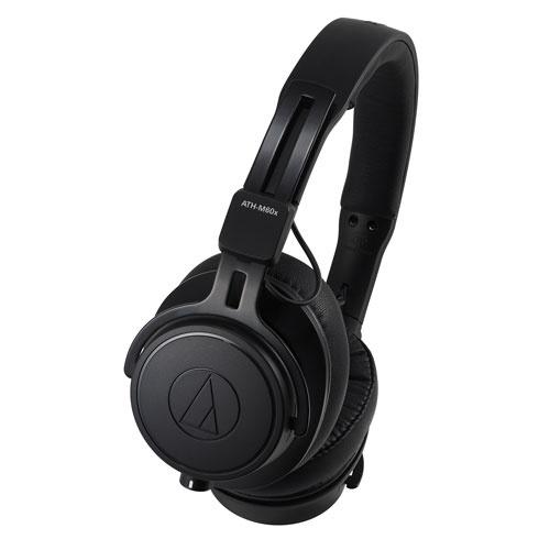 Audio-Technica - 鐵三角 -ATH-M60x - 專業監聽耳筒