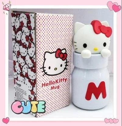 Hello Kitty 真空隔熱保溫杯