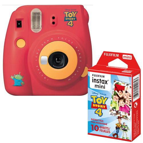 Fujifilm instax Mini 9 即影即有相機連相紙 (特別版) [3款] - Toy Story4 / Frozen II / Star Wars