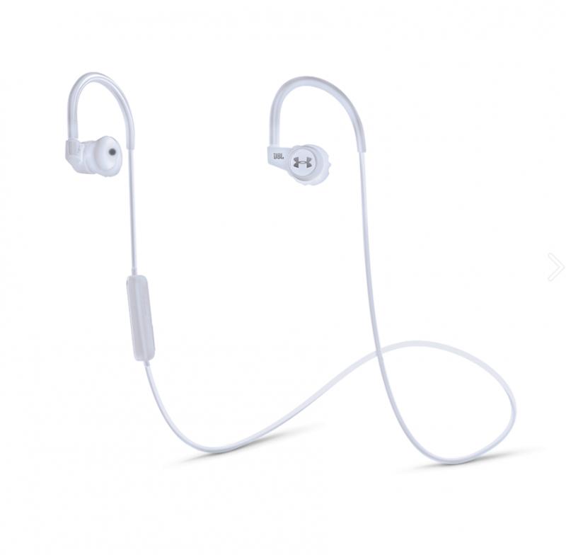JBL Under Armour Sport Wireless Heart Rate 無線入耳式心率監測耳機 [白色]