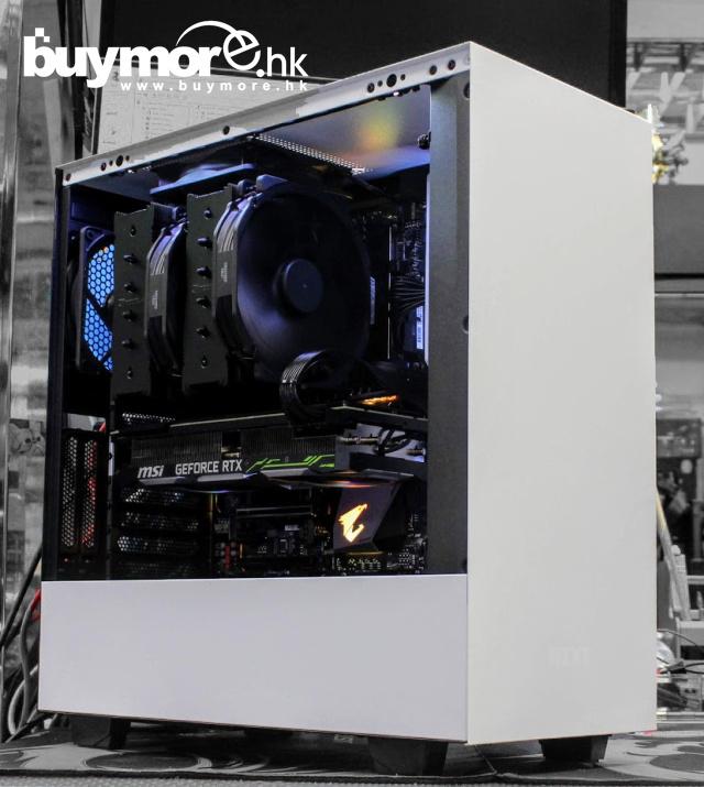 💡【Whatsapp:21173773網上落單】 Intel Core i7-9700K處理器 GIGABYTE Z390 AORUS PRO WIFI主板 Corsair Vengeance 16GB記憶體 Samsung 970 EVO Plus 1T NVMe SSD MSI RTX2080S SUPER VENTUS顯卡 NZXT H510機箱/Cooler Maste