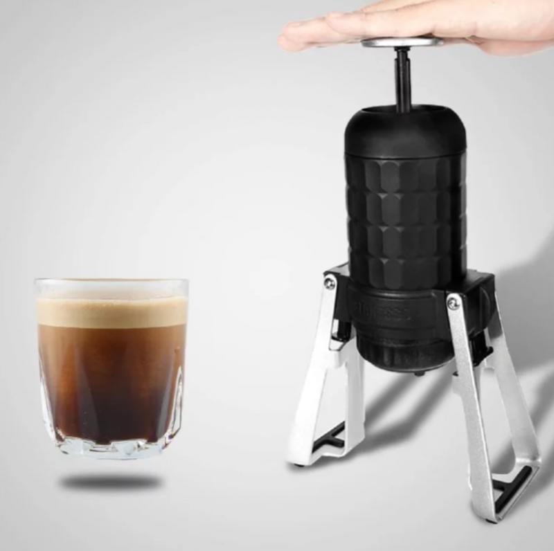 STARESSO 星粒幻影折疊便攜咖啡機