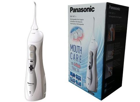 Panasonic 感應式充電噴氣電動牙刷 EW-1411