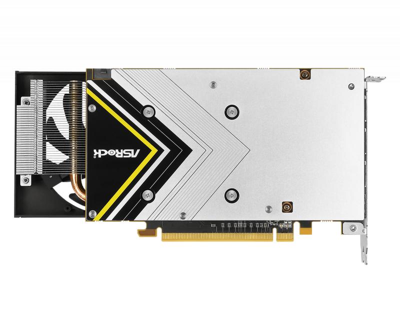 ASRock 華擎 Radeon RX5500XT Challenger D 8GB GDDR6 顯示卡