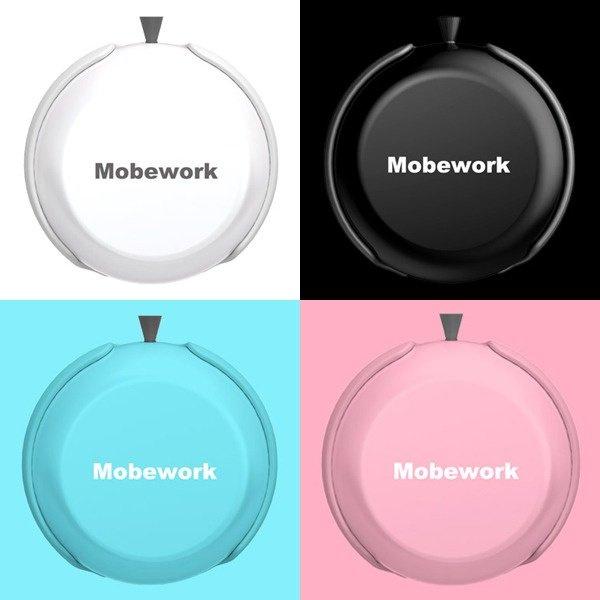 Mobework 負離子隨身空氣清新機 V2 [4色]