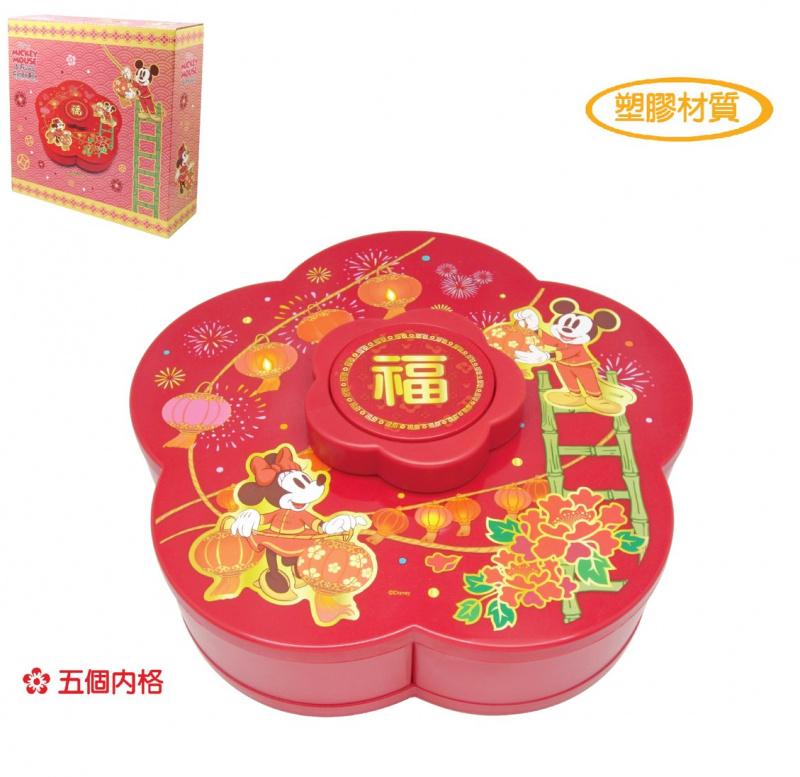 米奇/line Friends/小熊維尼新年糖果盒[4款]