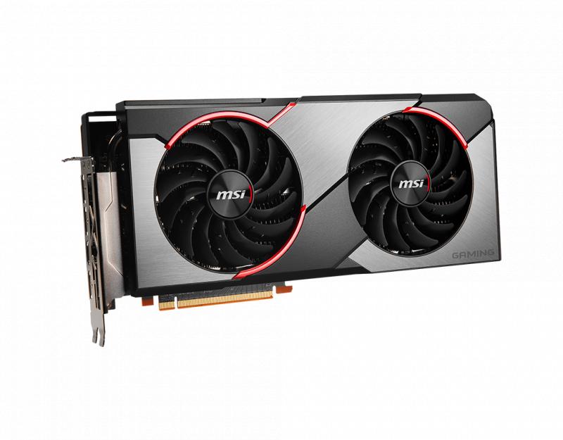 MSI微星 Radeon RX5700XT GAMING X 8GB 顯示卡