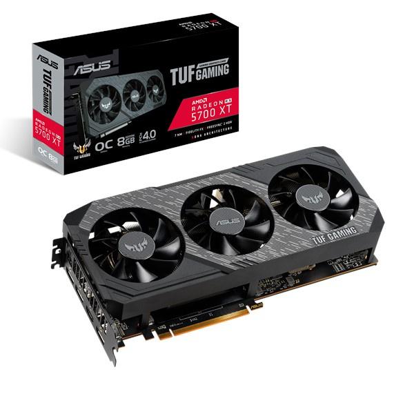 Asus華碩 Radeon RX5700XT TUF 3-RX5700XT-O8G-GAMING