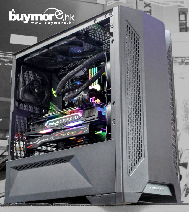 💡【Whatsapp:21173773網上落單】 AMD Ryzen 9 3900X 處理器 ASUS ROG Strix X570E主板 G.SKILL Trident Z Neo 16GB記憶體 ADATA 1T SX8200 Pro NVMe SSD MSI RTX2080TI TRIO顯卡 LIAN LI LANCOOL II 機箱/Coprsair RM750 ML3