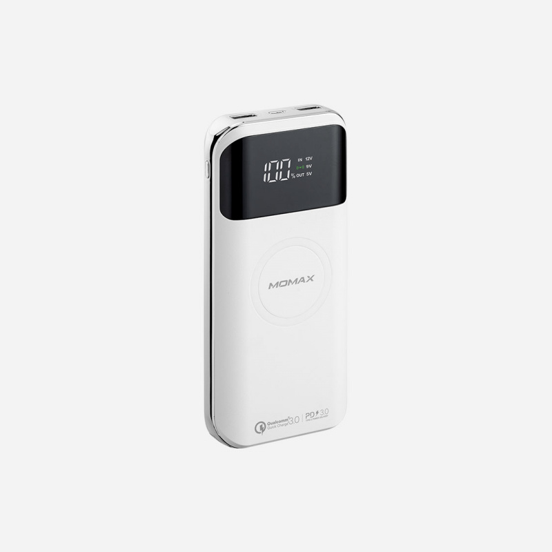 Momax Q.Power Air2+ 無線充電流動電源 20000mAh IP92