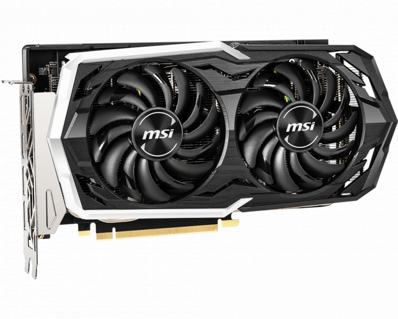 MSI 微星 GeForce RTX2060 SUPER ARMOR OC 8GB GDDR6 顯示卡