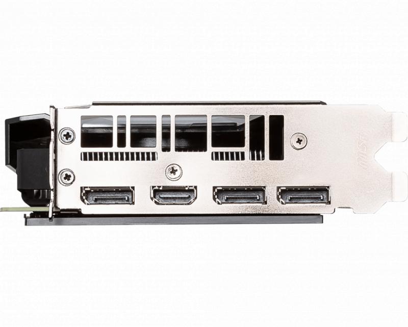 MSI 微星 GeForce RTX2070 SUPER VENTUS OC 8GB GDDR6 顯示卡