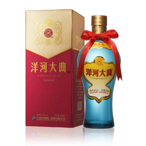 洋河新天藍(52%) $576/箱