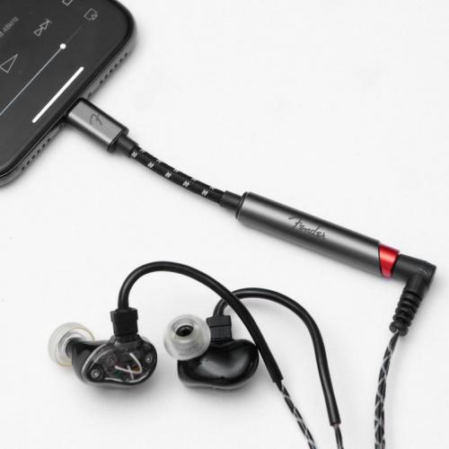 Fender AE1i + Nine 1 iPhone 音樂組合
