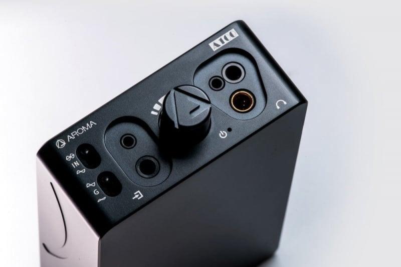 Aroma Audio A100 便攜平衡耳擴