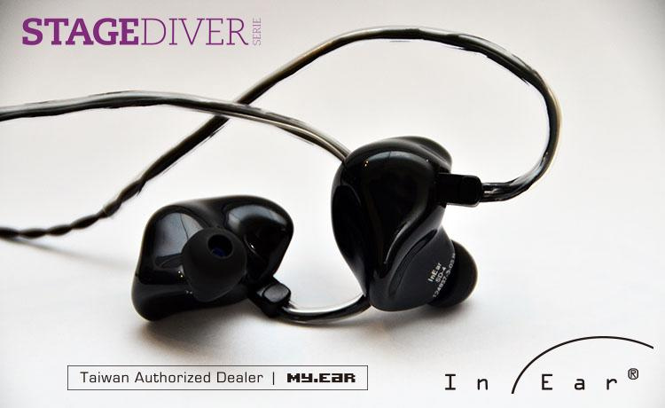 InEar StageDiver SD4s
