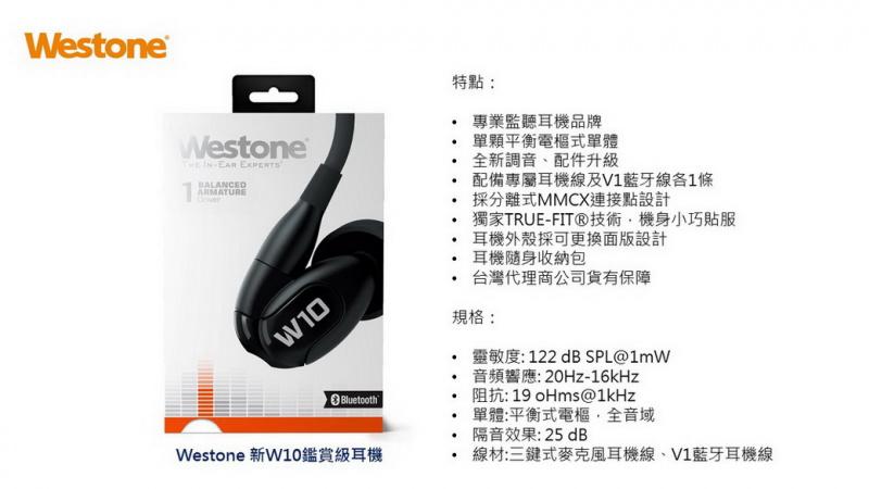 Westone W10 Earphones (2019)