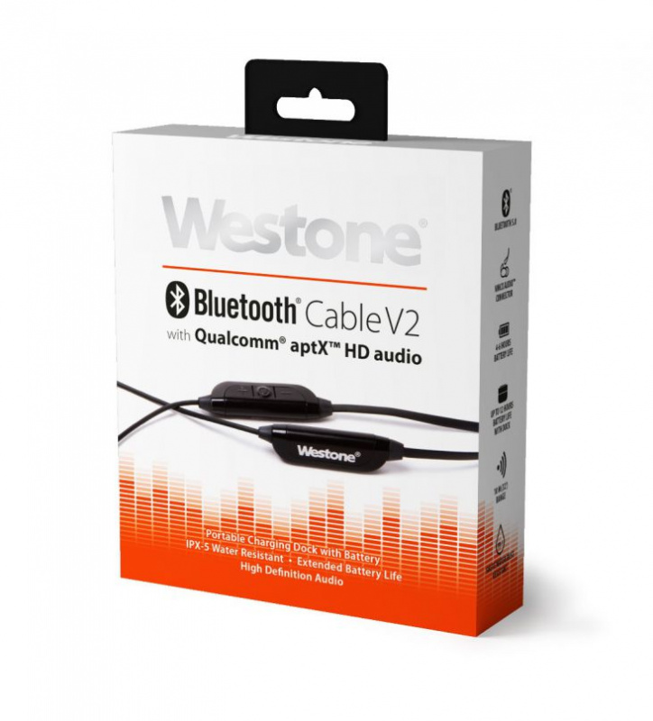 Westone Bluetooth V2 藍牙耳機線