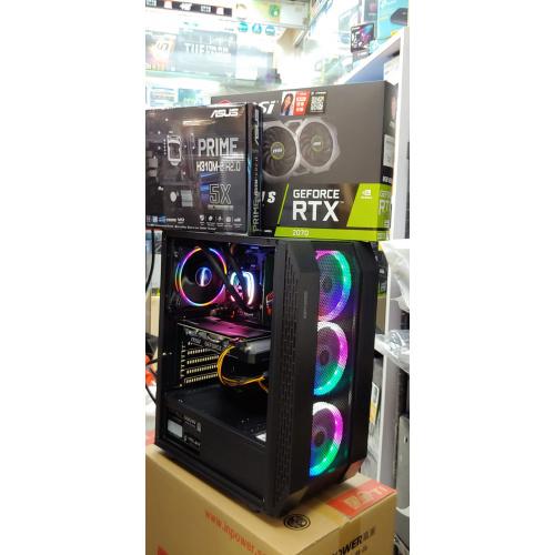 👉🧨🧧AccessPoint{1月新年優惠!I7 9700+三風扇RTX 2080TI強勁水冷電競組合!!(連正版WIN10!)即Like即減100!]GIGABYTE B365M+RTX 2080TI 11G+I9 9900K+ DDR4 3200 16G RAM+大容量M.2 512G SSD🔥[BLACK KING透側電競機箱🧨🧧