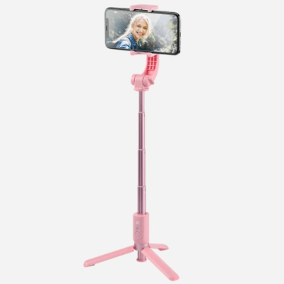 Momax KM13 Selfie Stable 迷你穩定器自拍三腳架