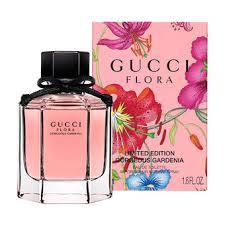 Gucci Flora Gorgeous Gardenia 女士淡香水 50ml & 100ml