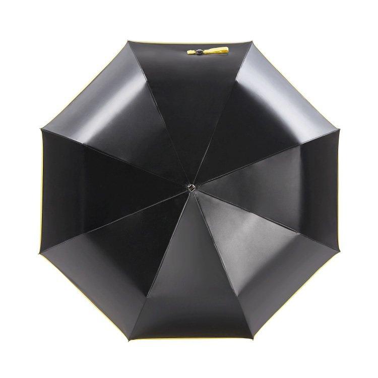 boy 三折防曬晴雨傘 (檸檬黃)