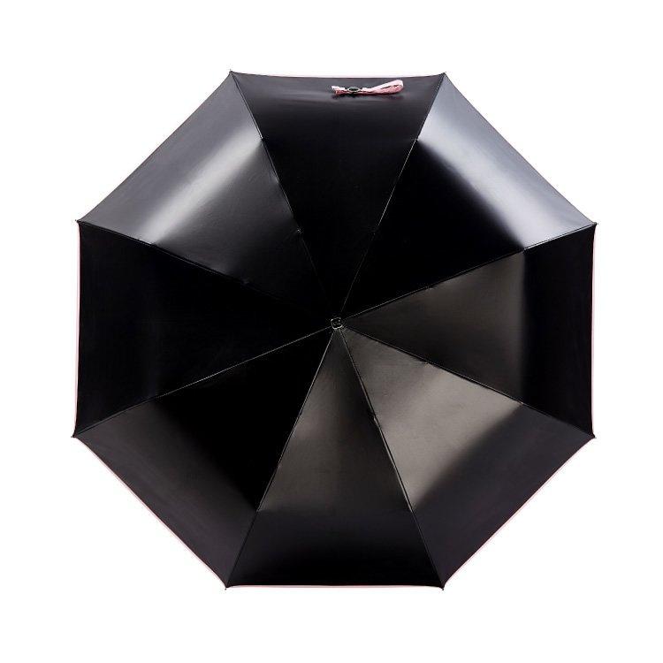 boy 三折防曬晴雨傘 (幽蘭紫)
