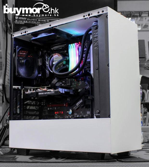 💡【白色電競Whatsapp:21173773網上落單】 AMD Ryzen 5 3600X處理器 MSI B450 GAMING PLUS主板 G.SKILL Trident Z RGB 16GB記憶體 Samsung 970 EVO Plus 500G NVMe SSD Inno3D GeForce GTX1660ti顯卡 NZXT H510機箱/Cooler Master