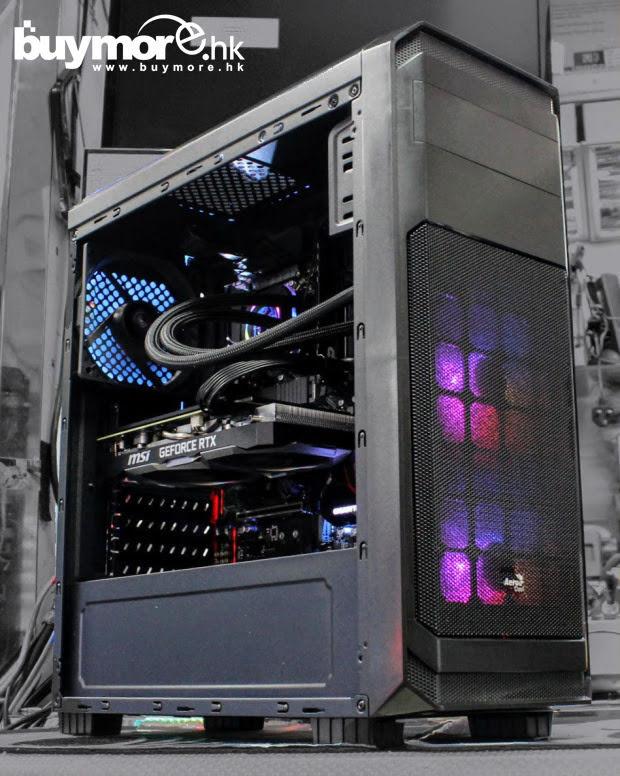 💡【AMD電競Whatsapp:21173773網上落單】 AMD Ryzen 5 3600處理器 GIGABYTE B450 AORUS-M主板 CORSAIR VENGEANCE LPX 16GB記憶體 ADATA 512GB XPG SX8200 Pro NVMe SSD MSI RTX2060S SUPER VENTUS顯卡 AEROCOOL Aero-300機箱/EN