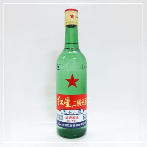 紅星 二鍋頭酒 $406/箱