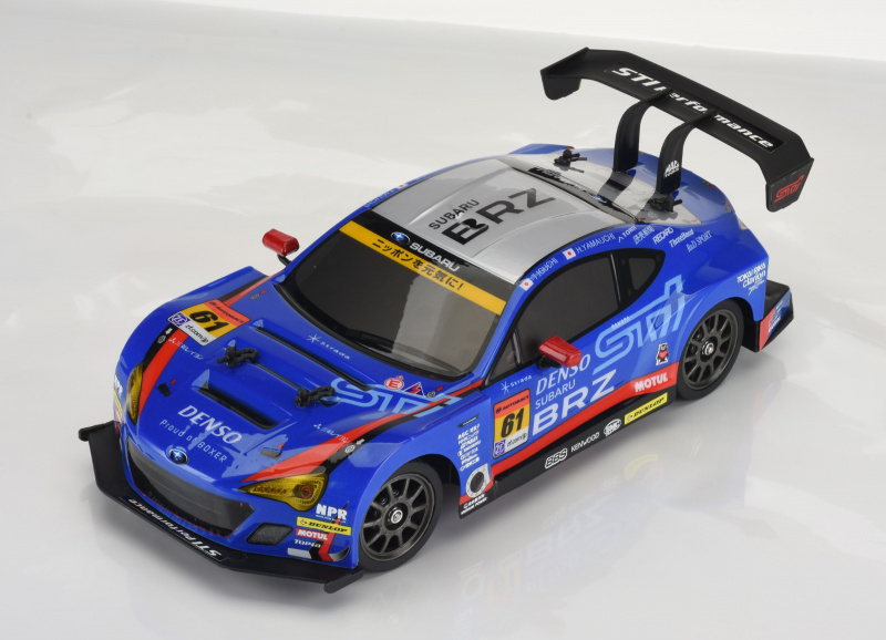 Super GT 四驅漂移遙控車 [4色]