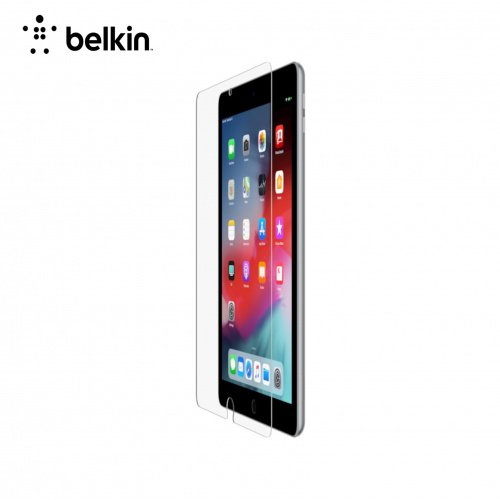Belkin SCREENFORCE™ Tempered Glass Screen Protector for iPad 螢幕保護貼 (F8W934ZZ)