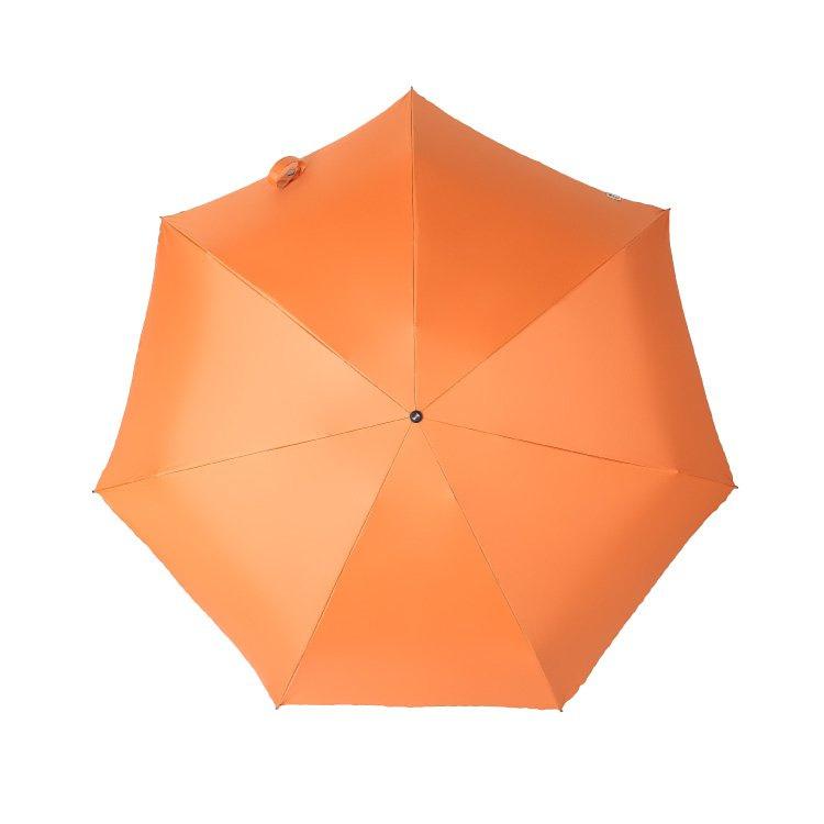 boy超大傘面迷你晴雨傘 余暉(橙)