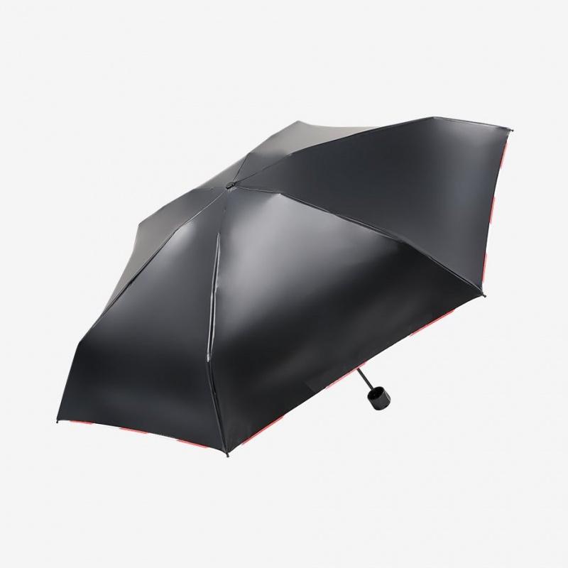 boy超輕迷你防曬晴雨傘 (冰魄)