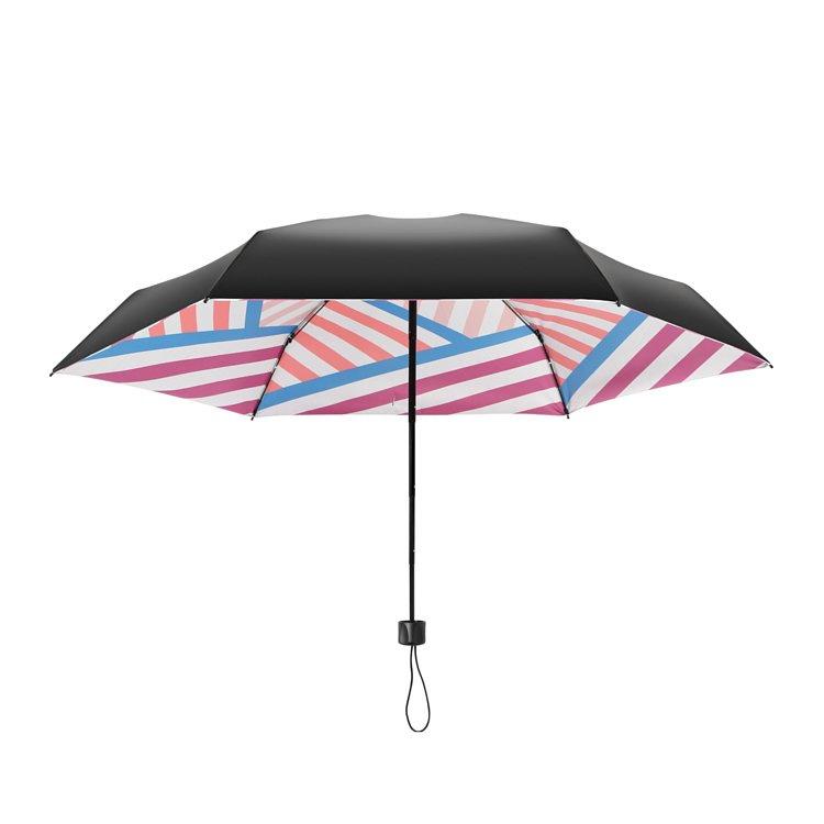 boy五折超輕迷你防曬晴雨傘 (黛炫)