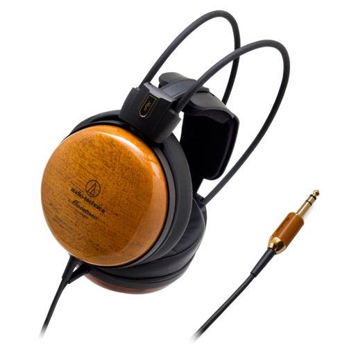 Audio-Technica 鐵三角 木制動圈耳筒 ATH-W1000Z